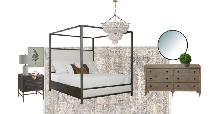 Mood Board – Bedroom