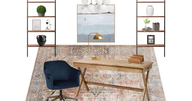 Mood Board – Home Office