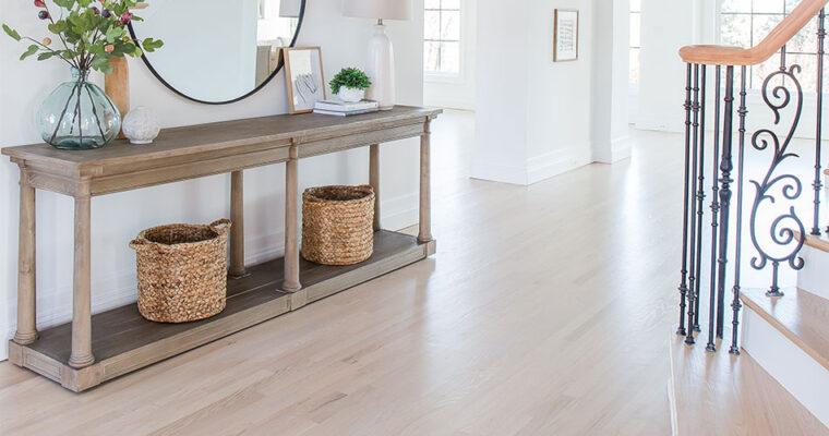 Refinish Red Oak Flooring – How to Make it Like White Oak