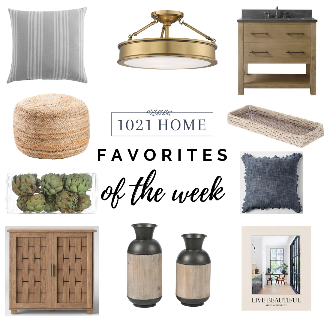 favorite home decor and furniture