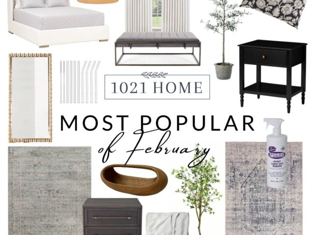 Most Popular Home Decor in February