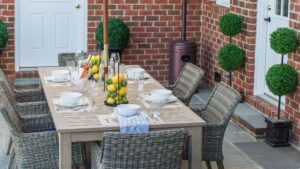 Low-Maintenance and Long-Lasting Patio Furniture
