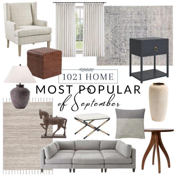 September Most Popular